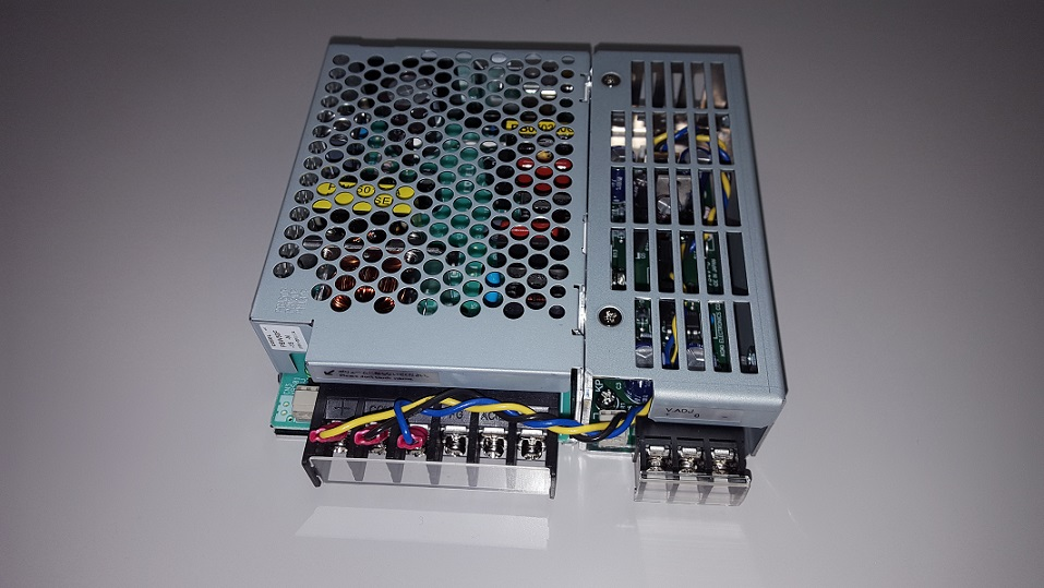 RISE30-W low noise power supply