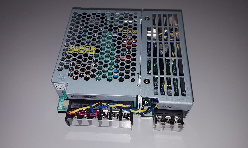RISE50 low noise power supply